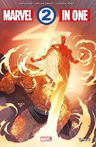 Téléchargez le livre :  Marvel 2-in-One (2018) T02
