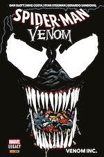 Téléchargez le livre :  Spider-Man/Venom Legacy: Venom Inc.