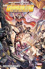 Téléchargez le livre :  Les Gardiens de la Galaxie (2015) : Secret Wars