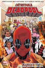 Téléchargez le livre :  Détestable Deadpool (2017) T03