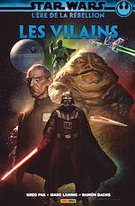 Téléchargez le livre :  Star Wars : L' ère de la Rébellion - Les vilains