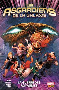Téléchargez le livre :  Les Asgardiens de la Galaxie (2018) T02