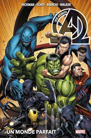 Téléchargez le livre :  New Avengers (2013) T02