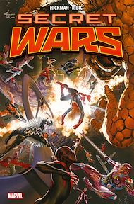 Téléchargez le livre :  Secret Wars (2015)