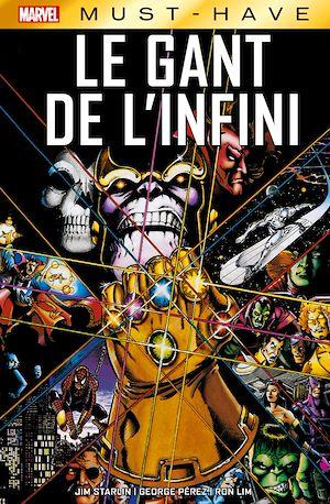 Téléchargez le livre :  Marvel Must-Have : Le Gant de l'Infini