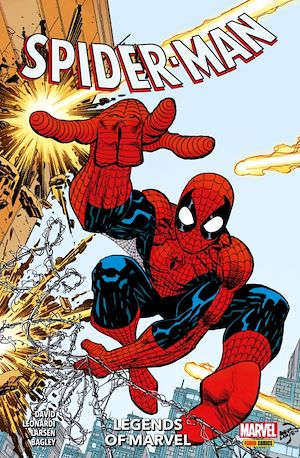 Spider-Man : Legends of Marvel | Collectif, . Auteur