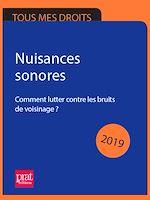 Téléchargez le livre :  Nuisances sonores 2019