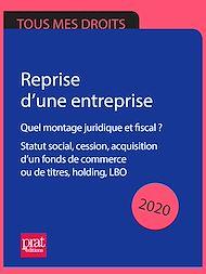 Téléchargez le livre :  Transmettre ou reprendre une entreprise 2020