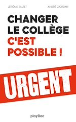 Download this eBook Changer le collège, c'est possible !