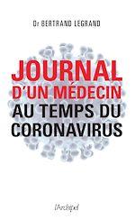 Download this eBook Journal d'un médecin au temps du coronavirus