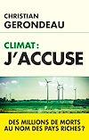 Télécharger le livre :  Climat, j'accuse