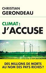 Télécharger cet ebook : Climat, j'accuse