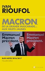 Download this eBook Macron, la grande mascarade