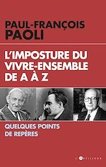 Download this eBook L'imposture du vivre ensemble