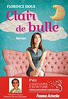 Télécharger le livre :  Clair de bulle - Concours du développement personnel - Femme Actuelle