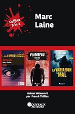 Download this eBook Coffret 3 titres - Marc Laine - Trilogie du mal absolu