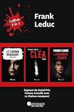Download this eBook Coffret 3 titres - Frank Leduc