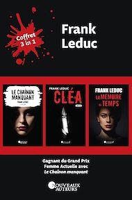 Téléchargez le livre :  Coffret 3 titres - Frank Leduc
