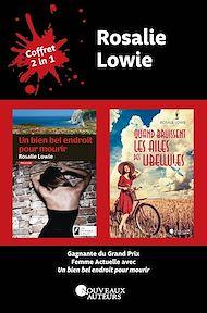 Téléchargez le livre :  Coffret 2 titres - Rosalie Lowie
