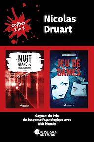 Téléchargez le livre :  Coffret 2 titres - Nicolas Druart