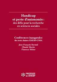 Téléchargez le livre :  Handicap et perte d'autonomie : des défis pour la recherche en sciences sociales