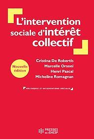 Téléchargez le livre :  L'intervention sociale d'intérêt collectif : De la personne au territoire