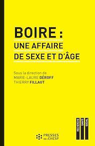 Téléchargez le livre :  Boire : une affaire de sexe et d'âge
