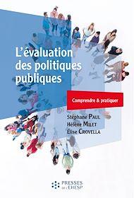 Téléchargez le livre :  L'évaluation des politiques publiques