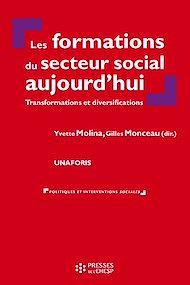 Téléchargez le livre :  Les formations du secteur social aujourd'hui