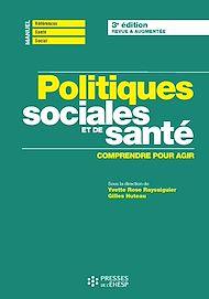 Téléchargez le livre :  Politiques sociales et de santé - 3e édition