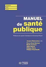 Téléchargez le livre :  Manuel de santé publique