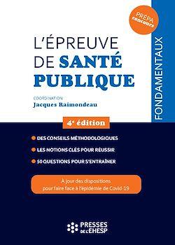 Download the eBook: L'épreuve de santé publique