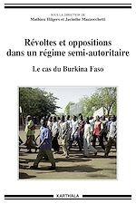 Download this eBook Révoltes et oppositions dans un régime semi-autoritaire