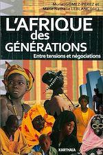 Download this eBook L'Afrique des générations