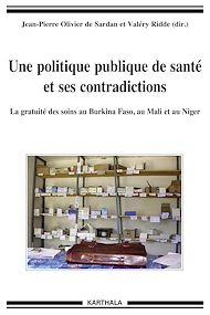 Téléchargez le livre :  Une politique publique de santé et ses contradictions - La gratuité des soins au Burkina Faso, au Mali et au Niger