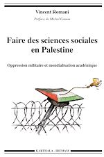 Download this eBook Faire des sciences sociales en Palestine