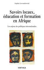 Download this eBook Savoirs locaux, éducation et formation