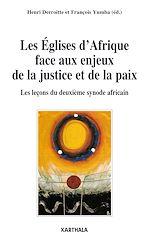 Download this eBook Les Eglises d'Afrique face aux enjeux de la justice et de la paix