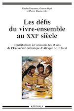 Download this eBook Les Défis du vivre-ensemble au XXIe siècle