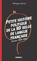 Download this eBook Petite histoire politique de la BD belge de langue française