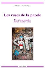 Download this eBook Les ruses de la parole