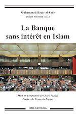 Download this eBook La Banque sans intérêt en Islam