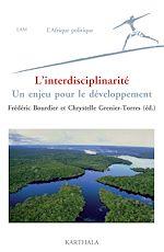 Download this eBook L'interdisciplinarité