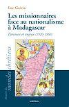 Télécharger le livre :  Les missionnaires face au nationalisme à Madagascar