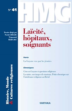 Download the eBook: Histoire, Monde et Cultures religieuses N°41 : Laïcité, hôpitaux, soignants
