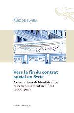 Download this eBook Vers la fin du contrat social en Syrie