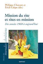 Download this eBook Mission du rite et rites en mission