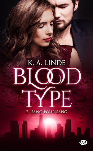 Téléchargez le livre :  Sang pour sang