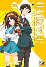Téléchargez le livre :  La Mélancolie de Haruhi T10