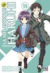 Télécharger le livre :  La Mélancolie de Haruhi T15